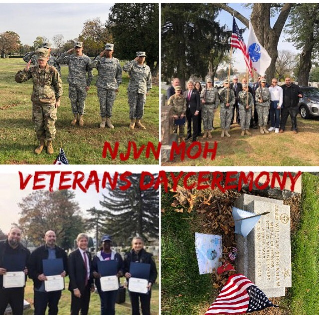 NJVN Accomplishment